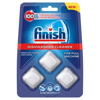 Finish Capsules for Cleaning the Dishwasher 51 g