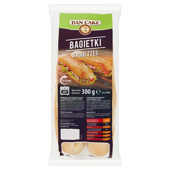 Dan Cake Bagels 300 g (2 Pieces)