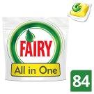 Fairy Original All In One Lemon Tabletki do zmywarki 84 sztuki