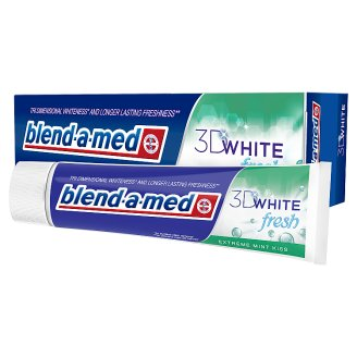Blend-a-med 3DWhite Fresh Extreme Mint Kiss Toothpaste 100 ml