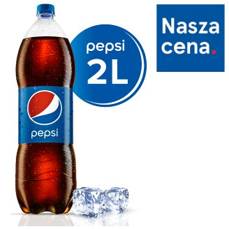 Pepsi Cola Carbonated Drink 2 L