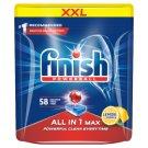 Finish All in 1 Max Lemon Tabletki do mycia naczyń w zmywarce 928 g (58 sztuk)