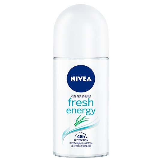 NIVEA Energy Fresh Antyperspirant w kulce 50 ml