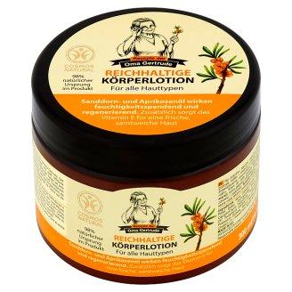 Rezepte Der Oma Gertrude Regenerujący krem do ciała do wszystkich typów skóry 300 ml