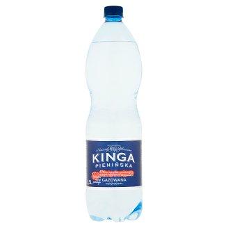 Kinga Pienińska Sparkling Natural Mineral Water 1.5 L