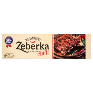 Prime Food Slowly Cooked Ribs in Chilli Marinade 600 g