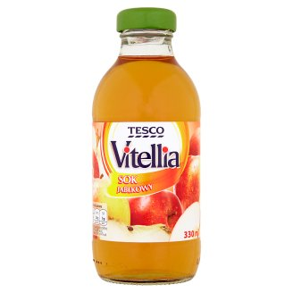 Tesco Vitellia Apple Juice 330 ml
