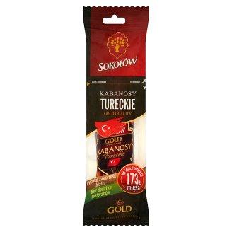 Sokołów Gold Turkish Thin Sausages 120 g