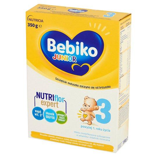 Bebiko Junior 3 Powdered Milk for Children after 1 Year Onwards 350 g