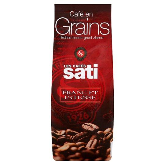 Cafe Sati Franc Et Intense Kawa palona ziarnista 250 g