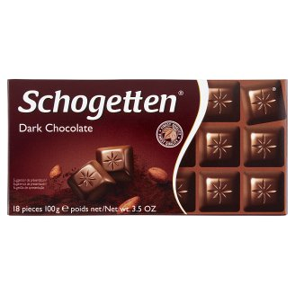 Schogetten Dark Chocolate Czekolada 100 g