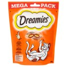 Dreamies Supplementary Pet Food for Adult Cats and Kittens with Delicious Chicken 180 g