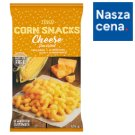 Tesco Cheese Flavoured Corn Snacks 125 g