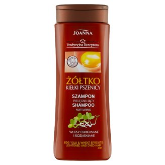 Joanna Tradycyjna Receptura Nurturing Shampoo 300 ml