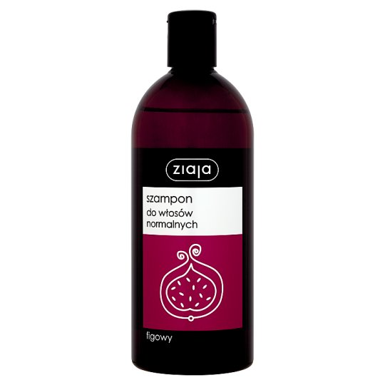 Ziaja Fig Shampoo for Normal Hair 500 ml