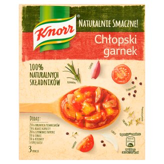 Knorr Chłopski garnek 63 g