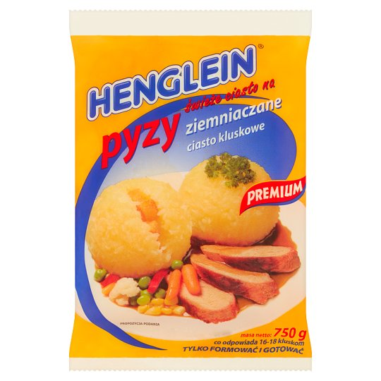 Henglein Dough for Potatoes Dumplings 750 g