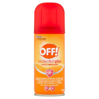 OFF! Protection Plus Dry Spray Repellent 100 ml