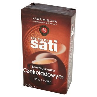 Cafe Sati Chocolate Flavoured Ground Roasted Coffee 250 g