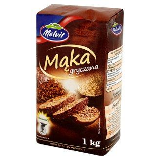 Melvit Buckwheat Flour 1 kg