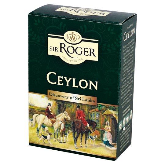 Sir Roger Ceylon Leaf Tea 100 g