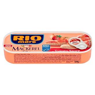 Rio Mare Mackerel Fillets in Tomato Sauce 169 g