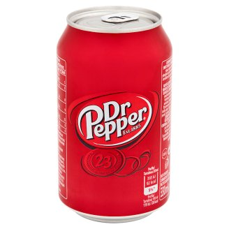 Dr Pepper Sparkling Drink 330 ml