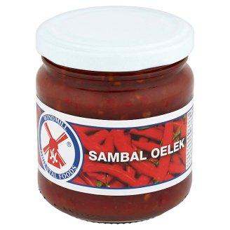Sambal Oelek Chilli Paste 200 g