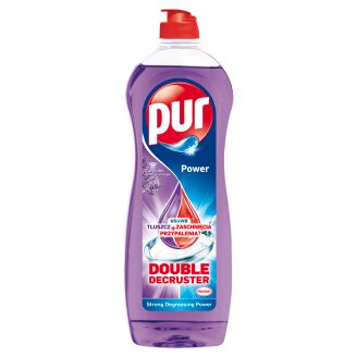Pur Power Lavender & White Vinegar Dishwashing Liquid 900 ml