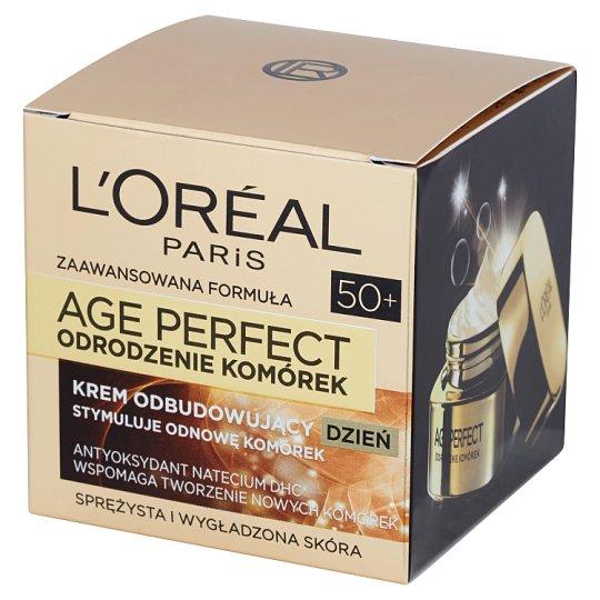 L'Oreal Paris Age Perfect Rebirth of Cells 50+ Rebuilding Day Cream 50 ml