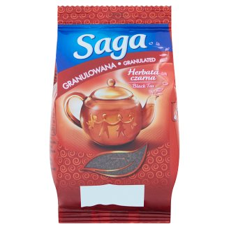 Saga Granulated Black Tea 90 g