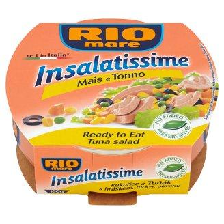 Rio Mare Insalatissime Mais e Tonno Ready to Eat Tuna Salad 160 g