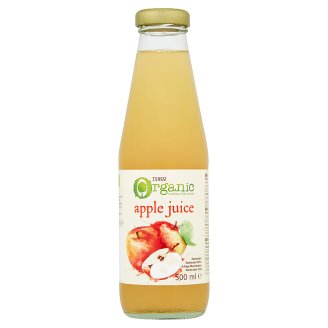 Tesco Organic BIO Apple Juice 500 ml