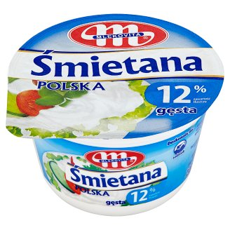 Mlekovita Polish Thick Cream 12% 200 g