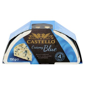 Castello Creamy Blue Mould Cheese 150 g