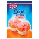 Dr. Oetker Lukier gotowy różowy 100 g