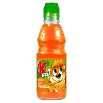 Kubuś Go! Sok marchew jabłko pomarańcza 300 ml