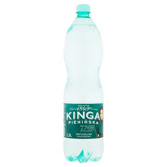 Kinga Pienińska Low Sodium Natural Mineral Water 1.5 L
