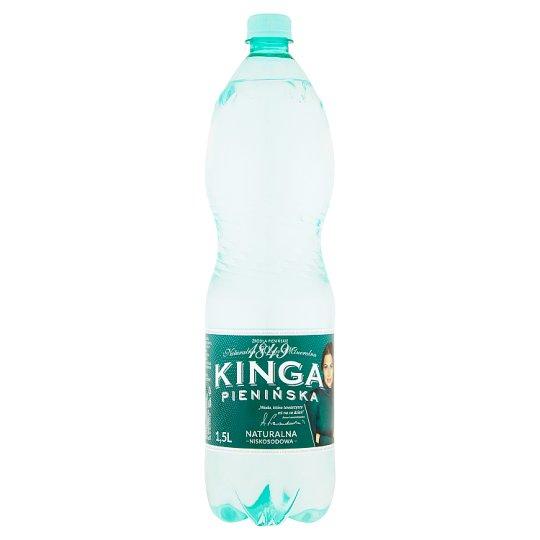 Kinga Pienińska Low Sodium Natural Mineral Water 1.5 L