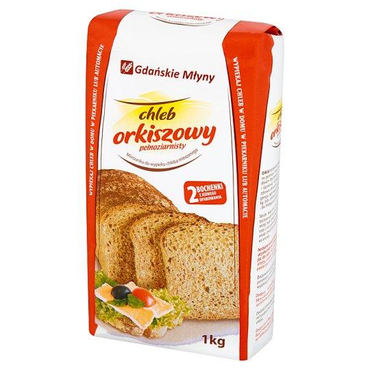 Gdańskie Młyny Wholegrain Spelled Bread Homemade Mix 1 kg