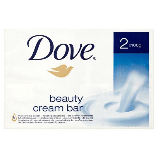 Dove Kremowa kostka myjąca 2 x 100 g