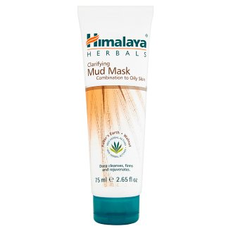 Himalaya Herbals Oczyszczająca maska błotna 75 ml