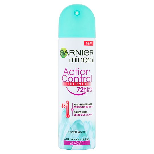 Garnier Mineral Action Control Thermic Antyperspirant 150 ml
