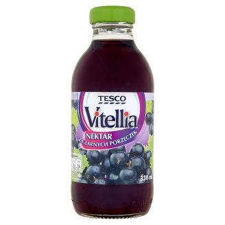Tesco Vitellia Black Currant Nectar 330 ml