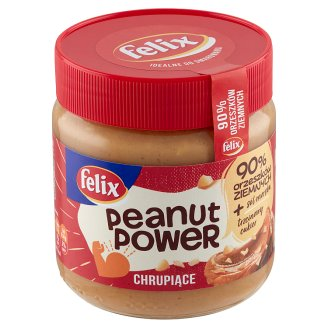 Felix Peanut Butter with Bits of Nuts 350 g