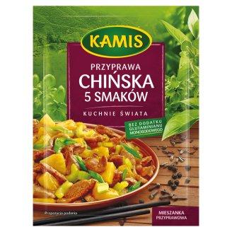 Kamis Kuchnie świata Przyprawa chińska 5 smaków Mieszanka przyprawowa 20 g