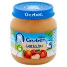Gerber Jabłuszka po 4 miesiącu 125 g