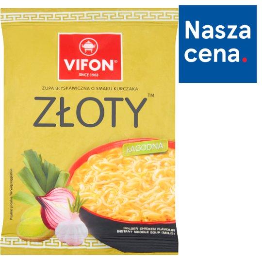 Vifon Złoty Zupa błyskawiczna 70 g