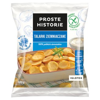 Proste Historie Potato Slices 600 g