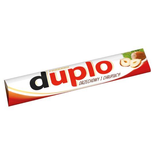Duplo Hazelnut Wafer Covered with Milk Chocolate 18.2 g